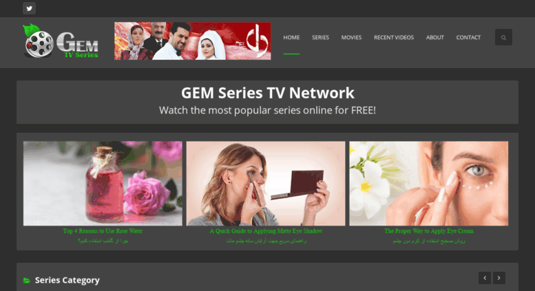 Access gemtvseries com  GEM TV Series | Watch Persian, Turkish and