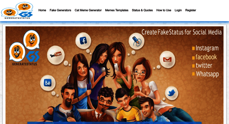 Create Fake Facebook Account Generator