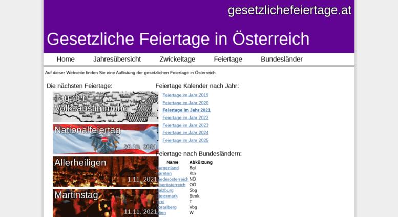 Access Gesetzlichefeiertageat Gesetzliche Feiertage In österreich