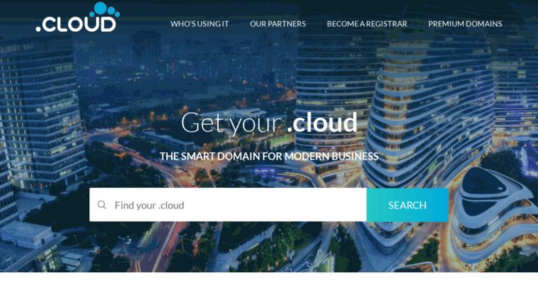 Access get cloud  Home -  cloud Official Registry   Get Cloud