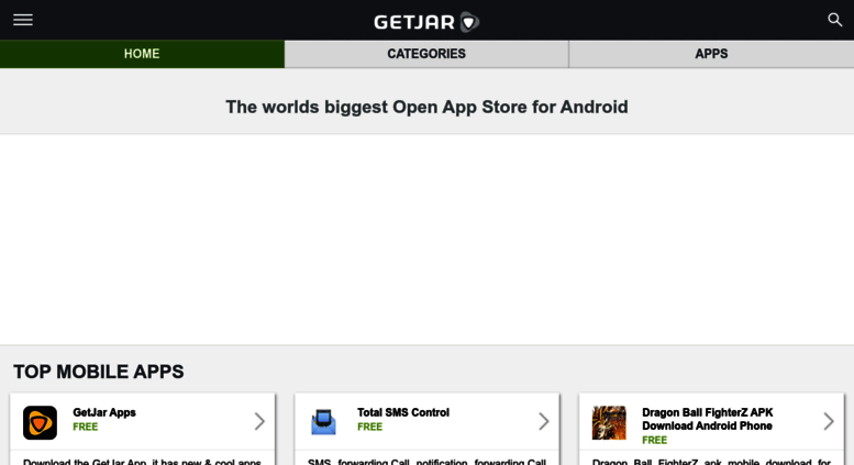 Access getjar mobi  GetJar - Download Free Apps, Games and