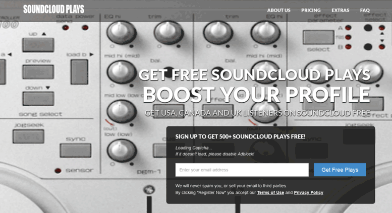 Soundcloud Boost Free