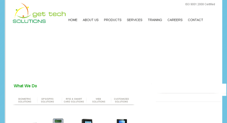 Access gettechindia com  GET Tech Solutions : Biometric & Software