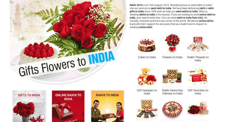 Access Giftsflowerstoindia Com Send Gifts And Flowers To