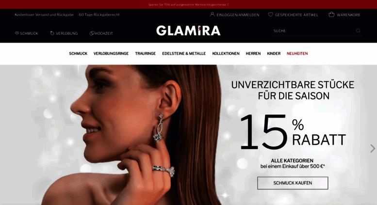 Access Glamira De Kaufen Sie Verlobungsringe Trauringe Schmuck