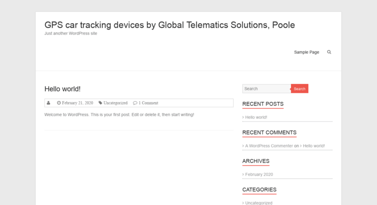Access Globaltrackingsolutions Co Uk Business Gps Car Tracking
