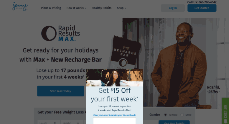 Access Go Jennycraig Com Jenny Craig A Top Weight Loss Diet For 8