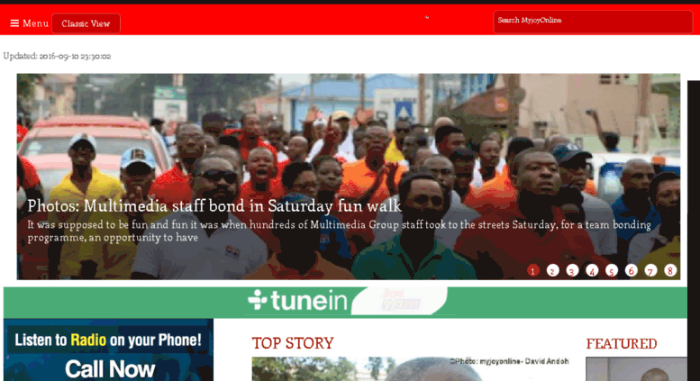 myjoyonline news ghana