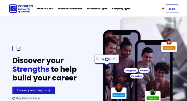 Access good co  Good&Co: A New Workplace Platform for the