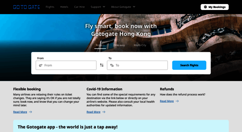 Access Gotogate Hk Cheap Travel Destinations And Holidays