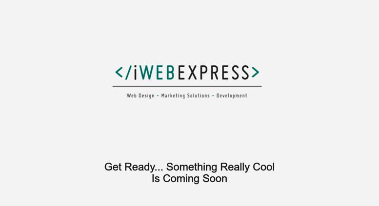 Access gotomyhomepage net  iWeb Express Website Design & Internet