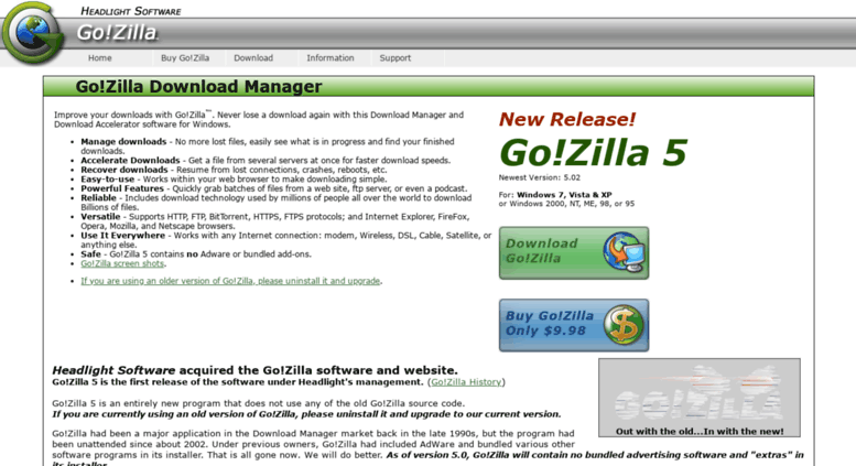 fast download manager windows 7