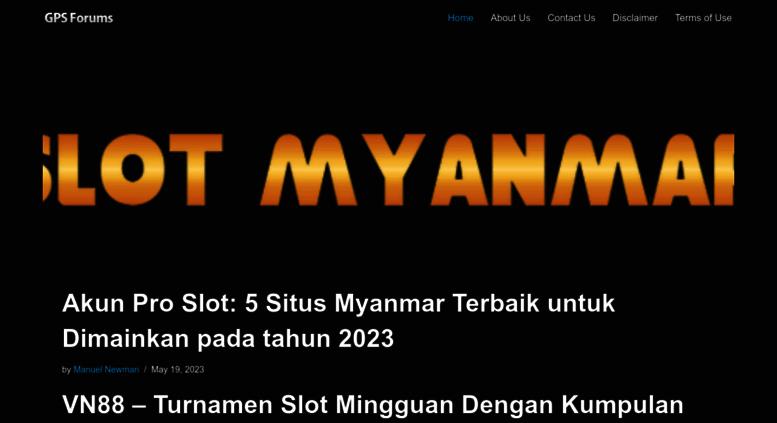 Access gps-forums net  GPS Forums