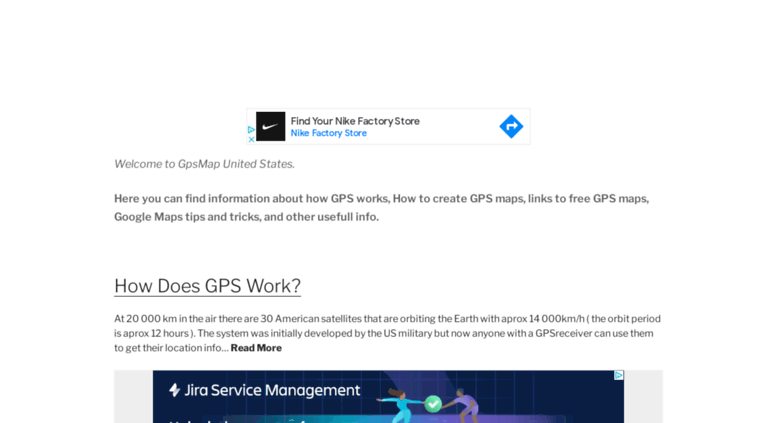 Access gpsmap us  Download free GPS maps – Here you find the