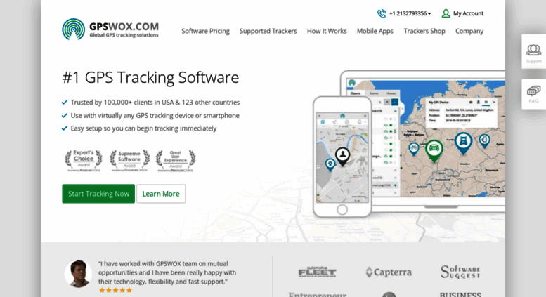 Access gpswox com  Free GPS Tracking Software, White Label GPS