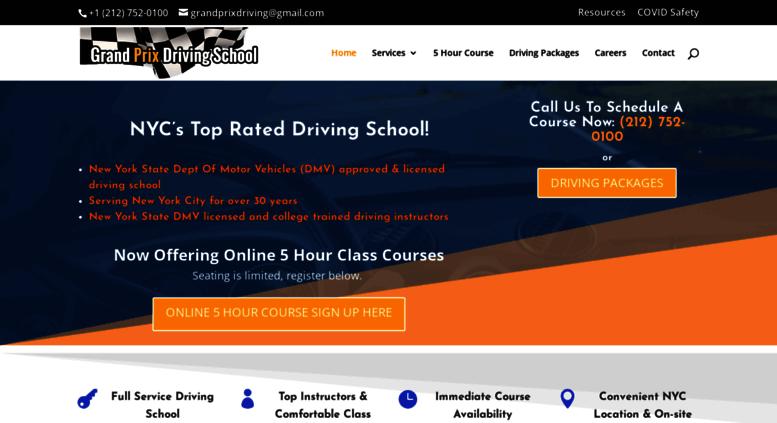 Grand Prix Driving School >> Access Grandprixdrivingschool Com New York Driving School Driving