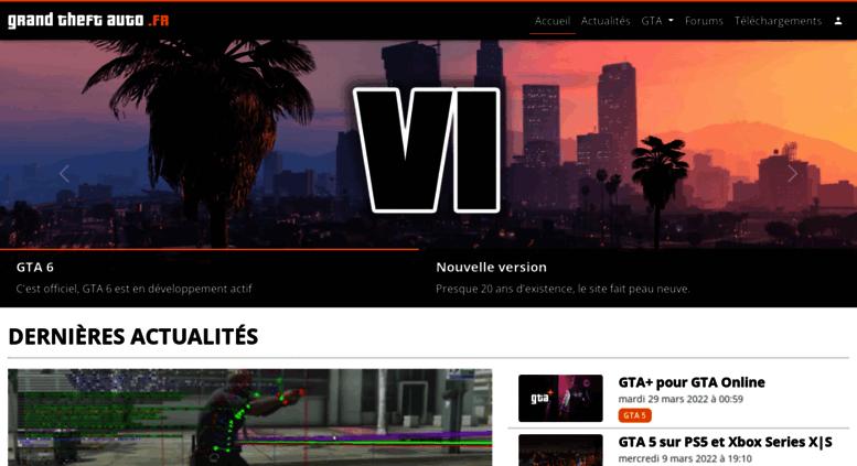 Access grandtheftauto fr  GTA 5 / GTA V / Grand Theft Auto 5 - Tout