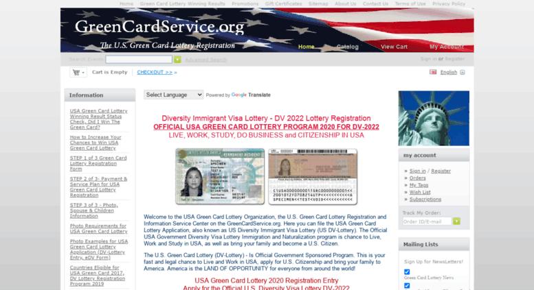 Problem check diversity visa lottery program 2019