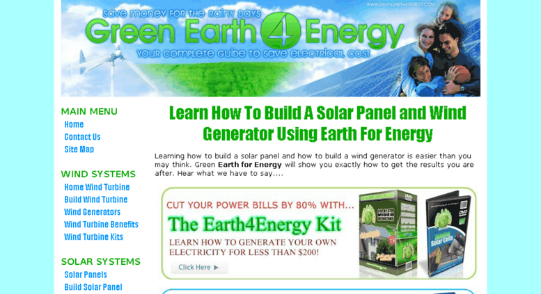 earth4energy kit