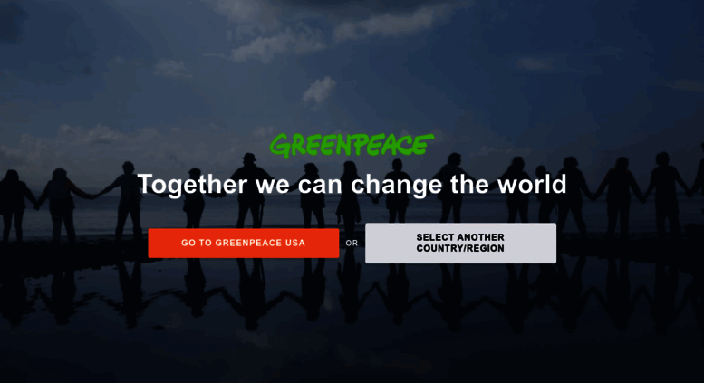Greenpeace USA: Protecting our Environment