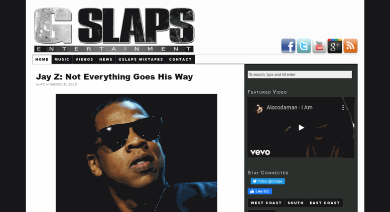 Access gslaps com  Rap & Hip Hop Music Videos – Download