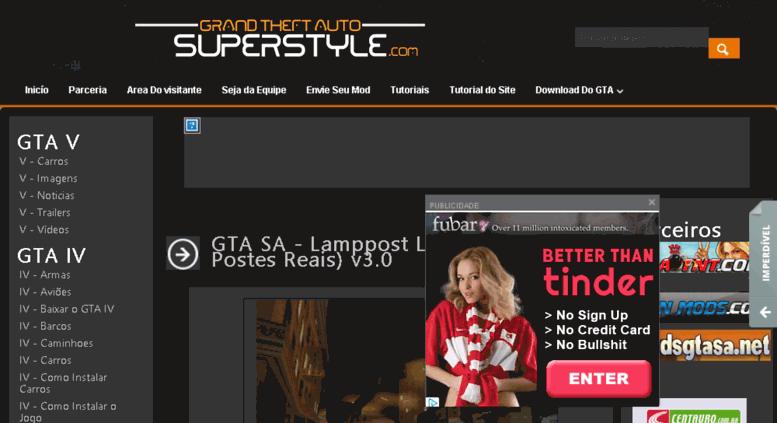 Access gtasuperstyle com  GTA Super Style - Mods GTA, Mods