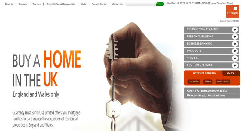 Access gtb sl  GTBank Sierra Leone | GTBank SL)