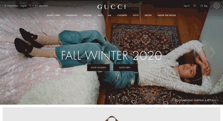 065e492c28d86 Access gucci.com. Gucci Official Site – Redefining modern luxury ...