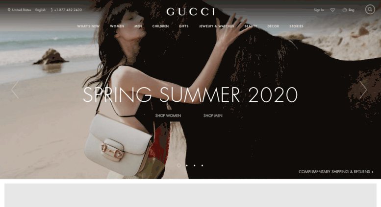 175e8415f116 Access guccidesigner.com. Gucci Official Site – Redefining modern ...