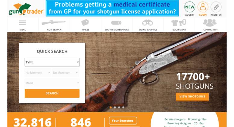 Access guntrader co uk  Second Hand Guns | Used Shotguns | Rifles