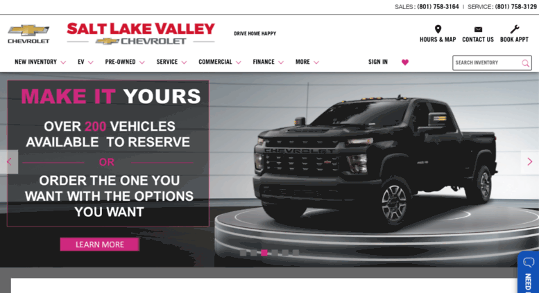 Chevy Dealer Utah >> Access Guspaulos Com Gus Paulos Chevrolet A Salt Lake