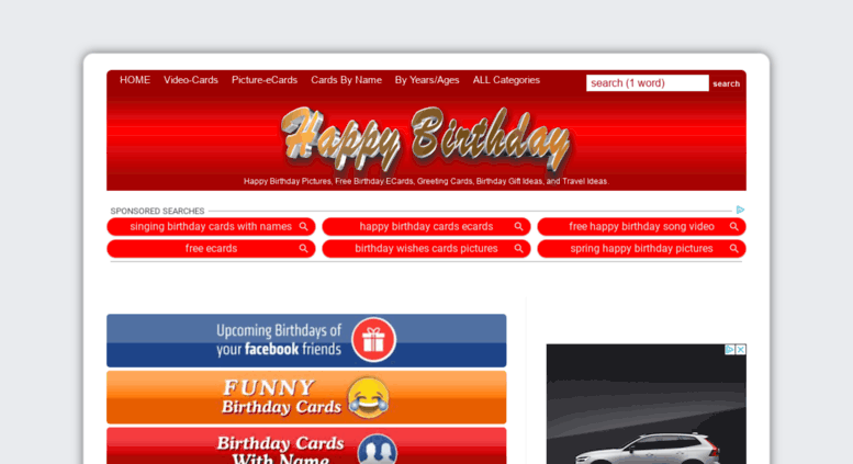 Access Happybirthdaypics Happy Birthday Videos And Pictures