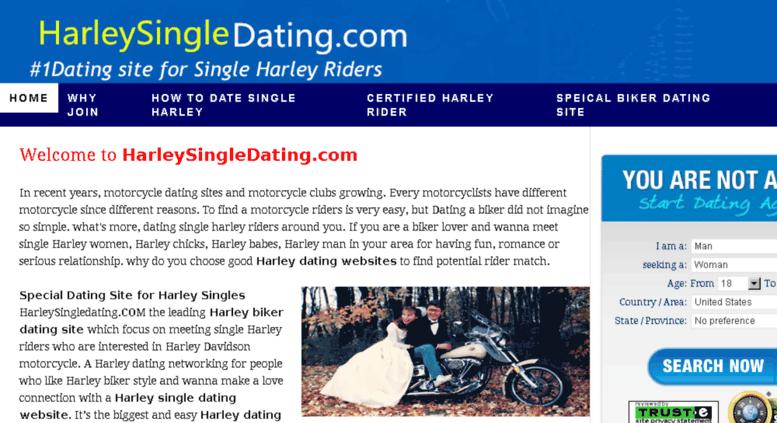 Harley davidson dating hjemmeside