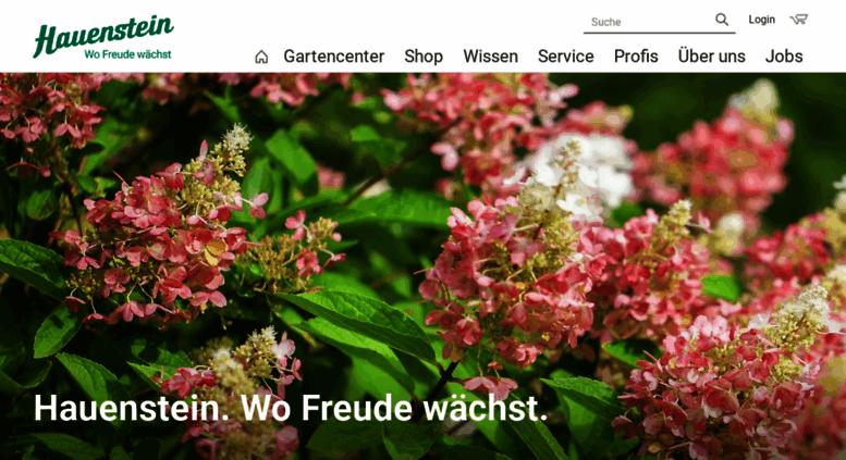 Access Hauenstein Rafzch Baumschule Gartencenter Online Shop