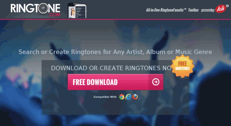 ringtone album free download