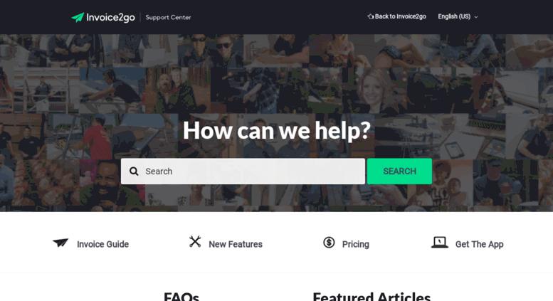 helpinvoice2gocom screenshot