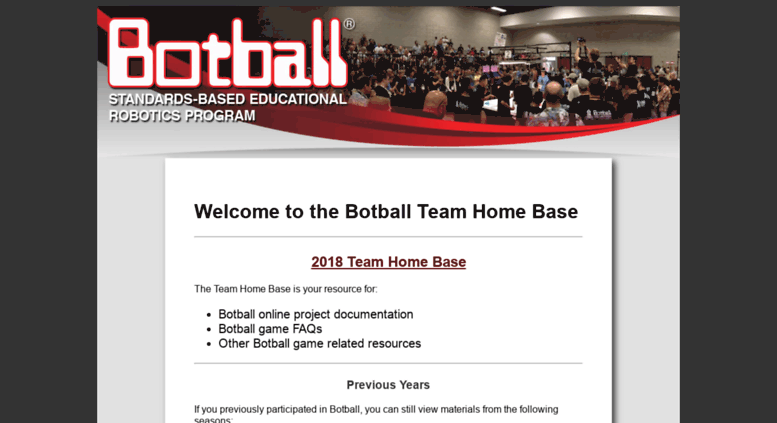 Access Homebasekiprorg Botball Educational Robotics Program
