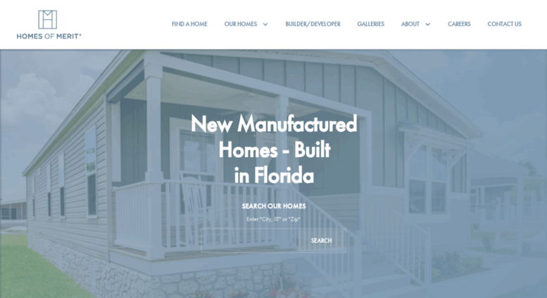 Homes Of Merit >> Access Homes Of Merit Com New Manufactured Homes Built In