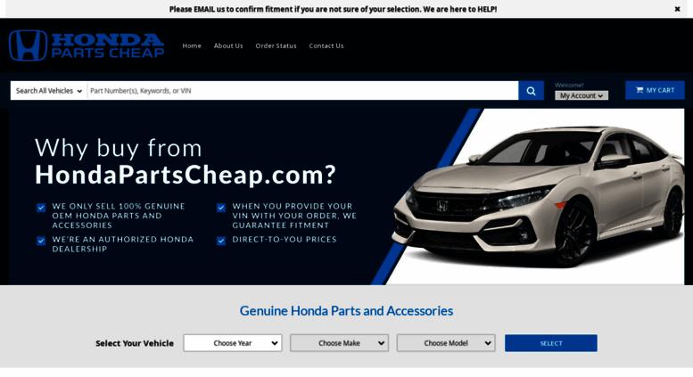 Honda Parts Cheap >> Access Hondapartscheap Com Honda Parts Cheap Honda Parts Oem 30