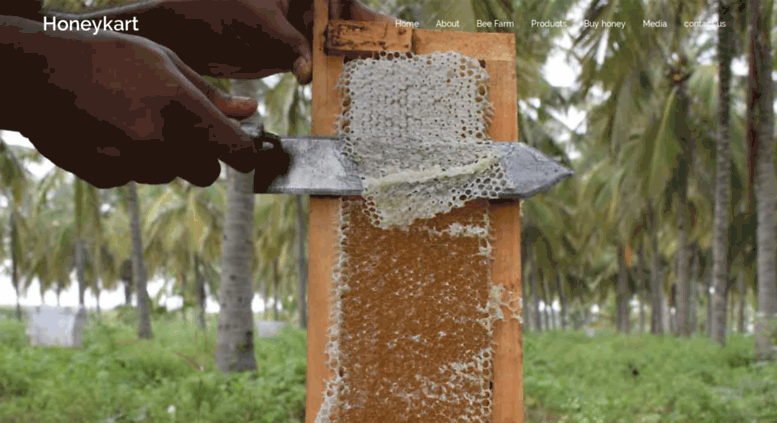 Access honeykart com  buy honey online India - best pure raw