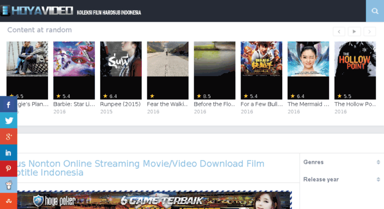 Access hoyavideo com  Nonton Film Online Streaming Movie