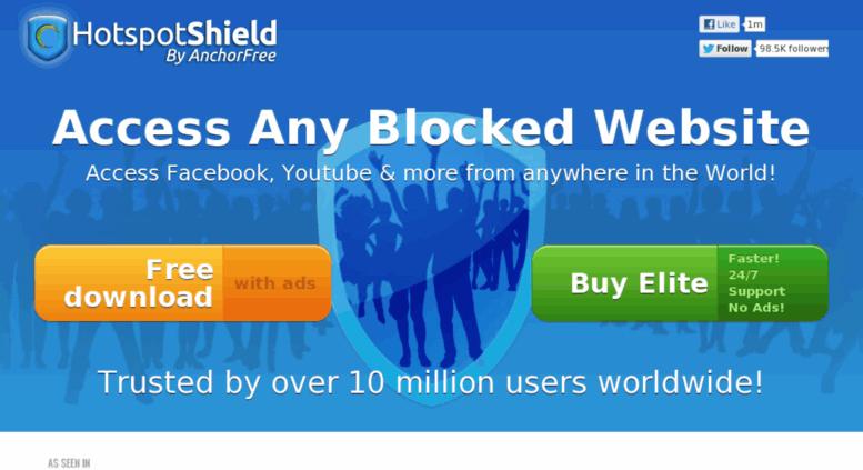 Access hsshelp com nyud net  Hotspot Shield - Free and Elite