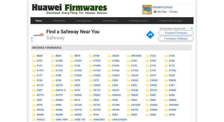 Huawei firmware update download - gearapalon