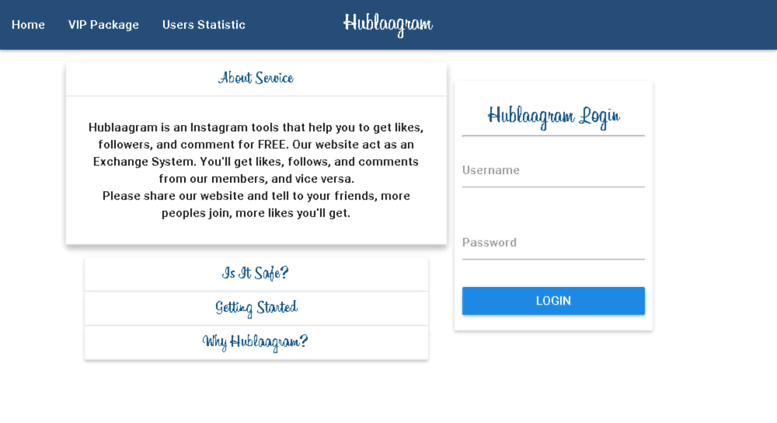Hublaagram V2 0 Apk Download Get Unlimited Instagram Auto Likes And