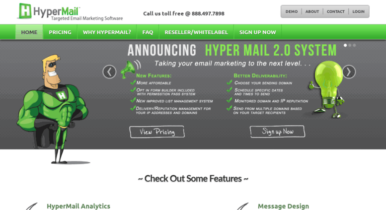 Access hypermail com  Email Blast Software - Send Mass Email - Bulk