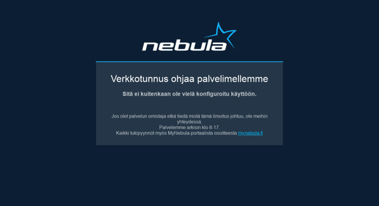 Access hypernova nebula fi  Hypernova