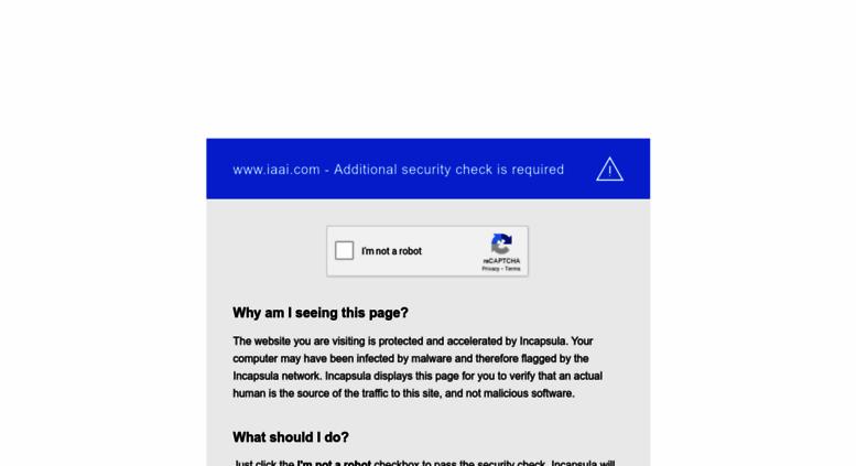 Insurance Auto Auction Salvage >> Access Iaai Bid Com Salvage Cars For Sale Iaa Insurance Auto Auctions