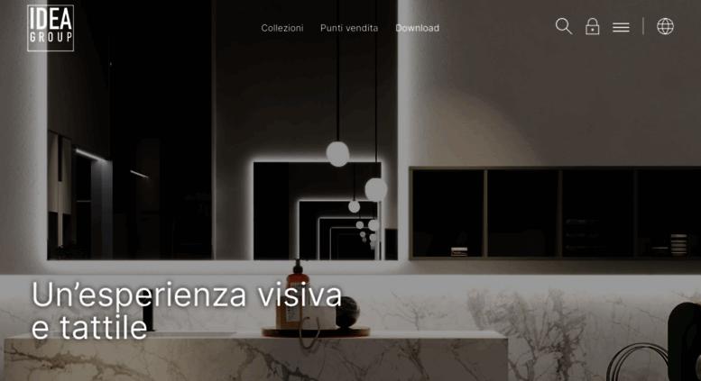 Access ideagroup.it. Ideagroup Arredo Bagno: mobili bagno ...
