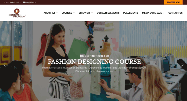 Access Idi Co In Best Fashion And Interior Designing College In Hyderabad