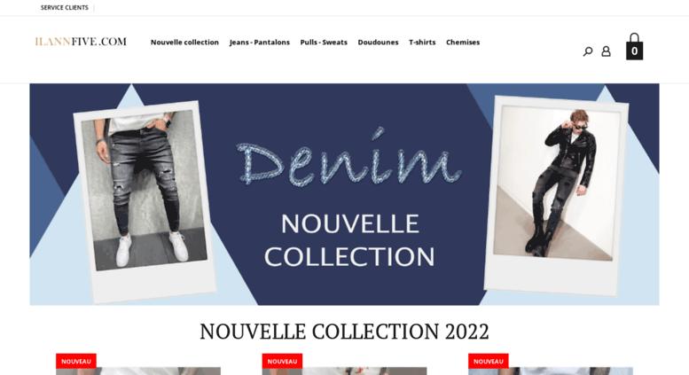 magasiner pour les plus récents top design coupon de réduction Access ilannfive.com. Le site de vêtement en ligne tendance ...